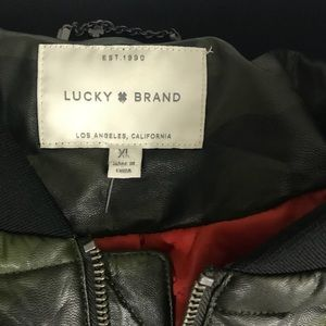 Lucky Brand Jackets & Coats - Lucky brand camouflage bomber
